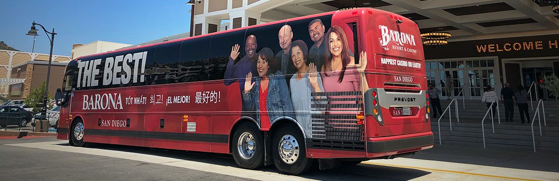 Free Buses Ride To Casino