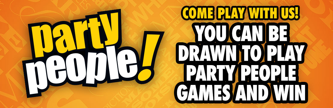 Party People Games! Image
